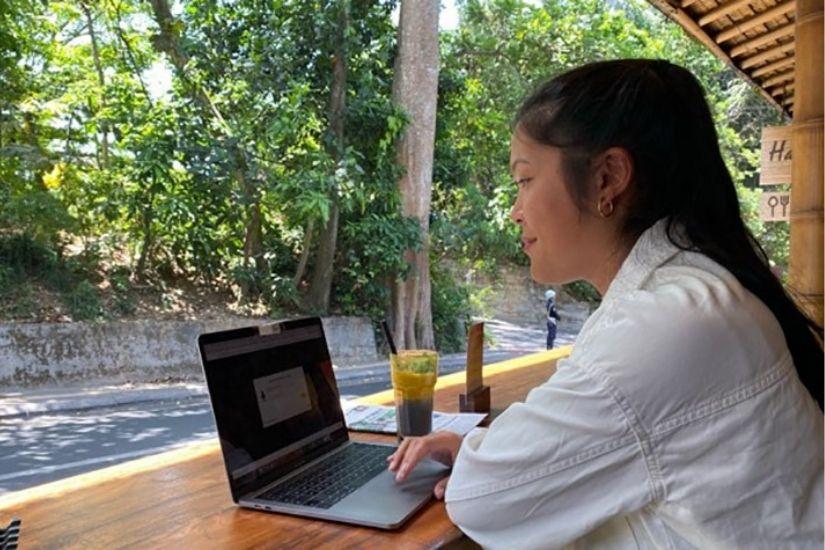 Werken als digital nomad op Bali Modern Minds