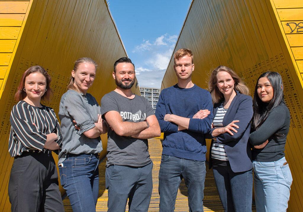 Modern Minds team Rotterdam
