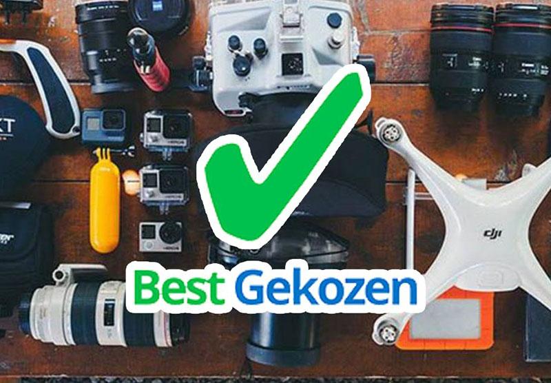 BestGekozen producten banner