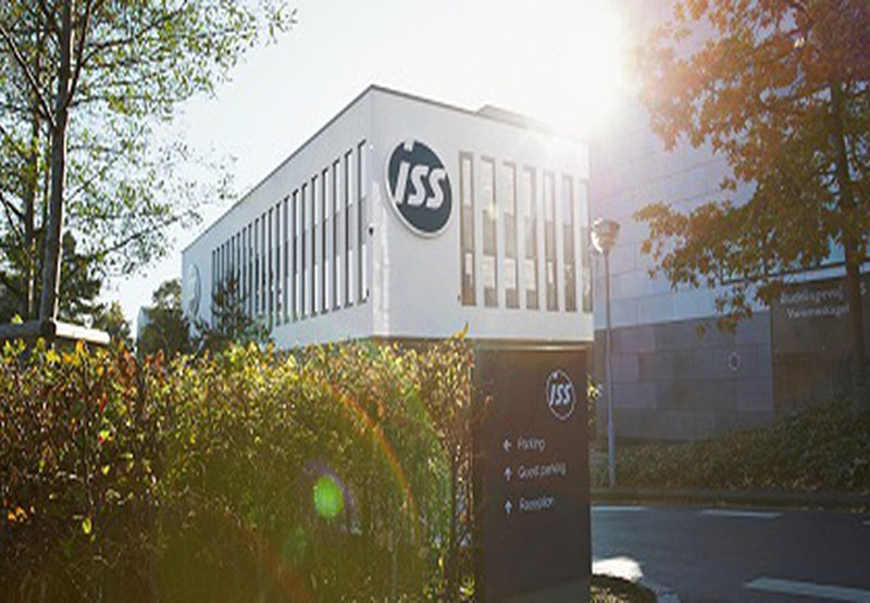 ISS Facility Services kantoor