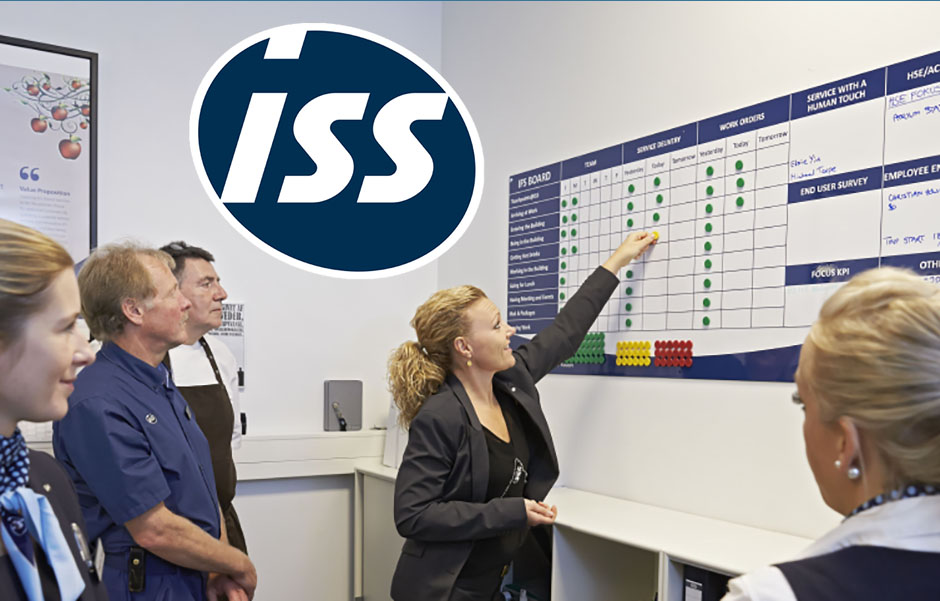 ISS Facility Services portfolio Modern Minds