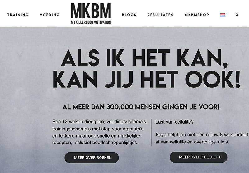 MKBM-Website