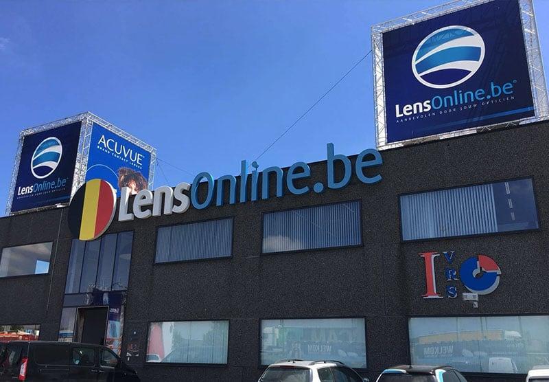 lensonline shop portfolio Modern Minds